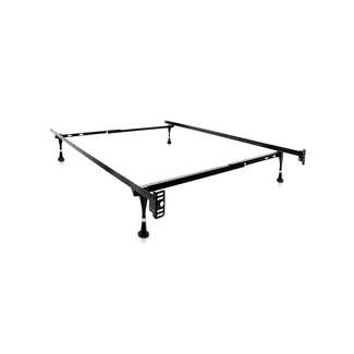 Malouf Sleep Twin/Full Bed Frame with Glides