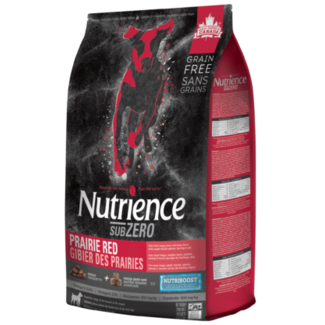 Nutrience SubZero Prairie Red