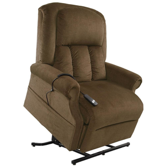 Mega Motion MM-7001 Lunar Big Man Power Lift Recliner Wt Capacity: 500 Lbs.