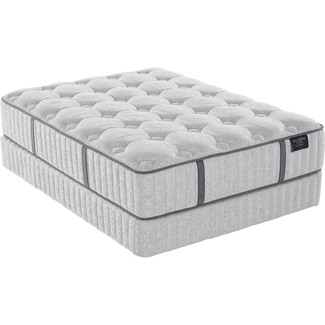 Restonic Mattress Belle Hybrid Plush