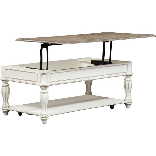Liberty Furniture Magnolia Manor (244-OT) Lift Top Cocktail Table SKU: 244-OT1012