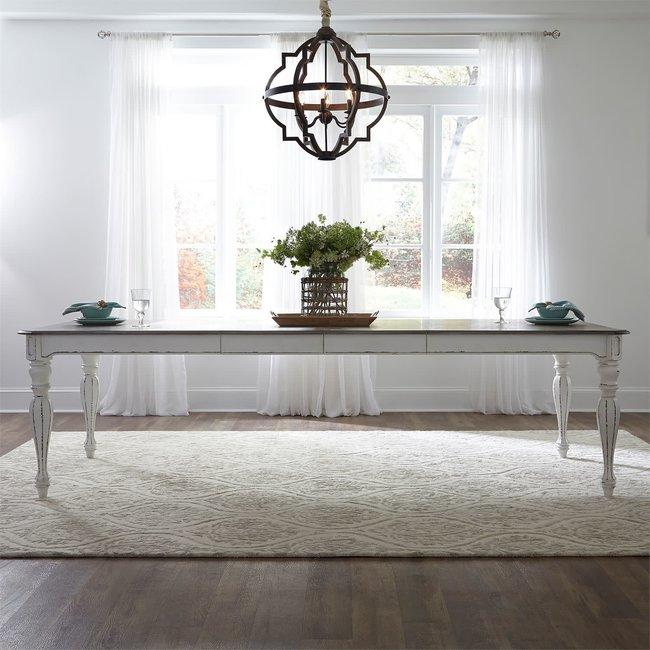Liberty Furniture Magnolia Manor (244-DR) Rectangular Leg Table SKU: 244-T4408
