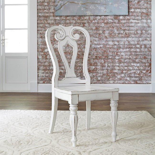 Liberty Furniture Splat Back Side Chair (RTA) W19 x D25 x H42
