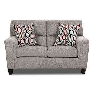 Lane® Home Furnishings 2015 Madelyn Dante Concrete Loveseat 2015-02