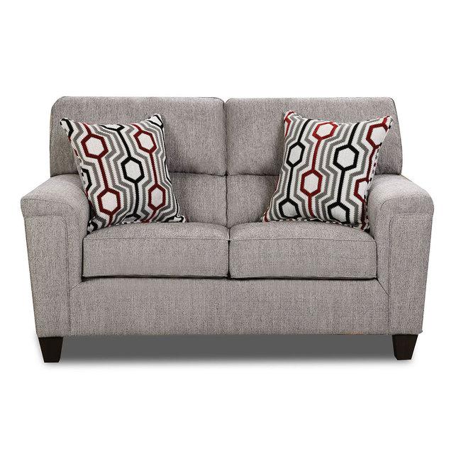Lane® Home Furnishings 2015 Madelyn Dante Concrete Loveseat 2015-02