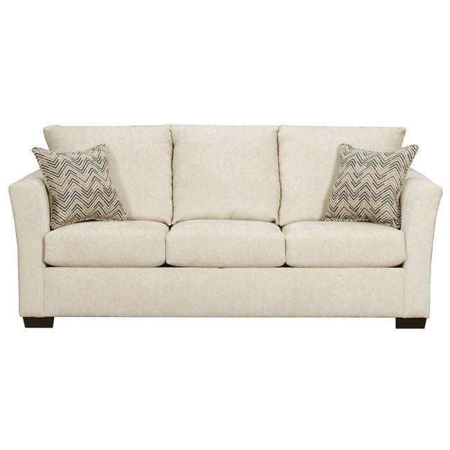 Lane® Home Furnishings 4206 Elan Linen Sofa-4206-03-9067A