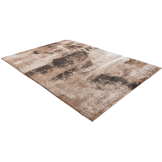 """Lane® Home Furnishings 9'5"""" x 6'5"""" Agean Parchment and Soot Rug-R1"""
