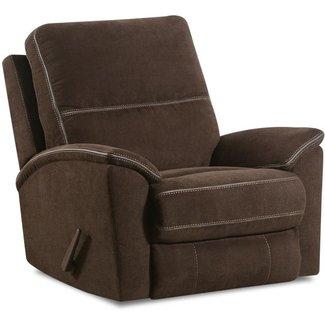Lane® Home Furnishings 4021 Perkins Kendall Chocolate 3-Way Rocker Recliner-4021-19-9936A