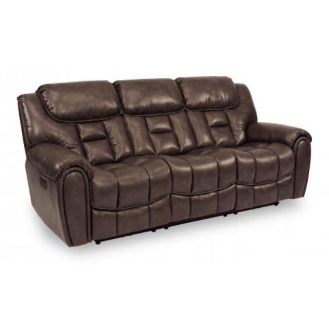 Flexsteel Buster Power Reclining Sofa