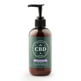 Malouf Botanical CBD Lotion