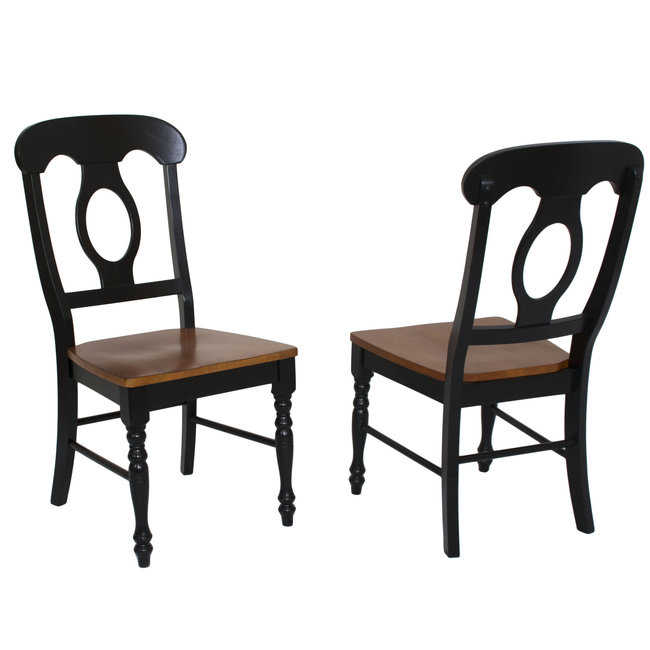 Sunset Trading Napoleon Dining Chair (Set of 2)