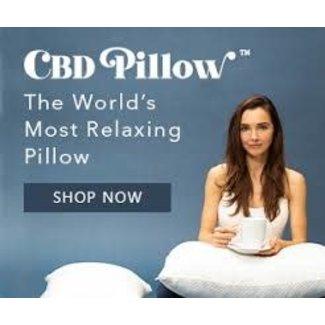 CBD Pillow The CBD Pillow