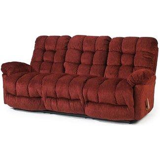 Best Home Furnishings Everlasting Space Saver® Reclining Sofa-S515RA4