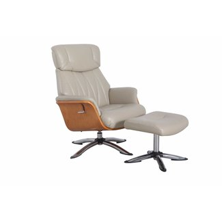 Mac Motion Cologne Recliner Cobble Air Leather