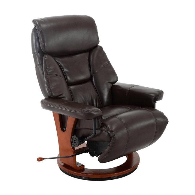Mac Motion Bismark Recliner Air Leather