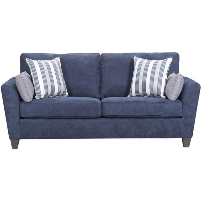 Lane® Home Furnishings Prelude Navy Sofa-7081-03-9267A