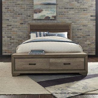 Liberty Furniture Sun Valley Storage Bed