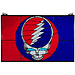 Meyda Lighting Grateful Dead Stained Glass Window -  Steal Your Face