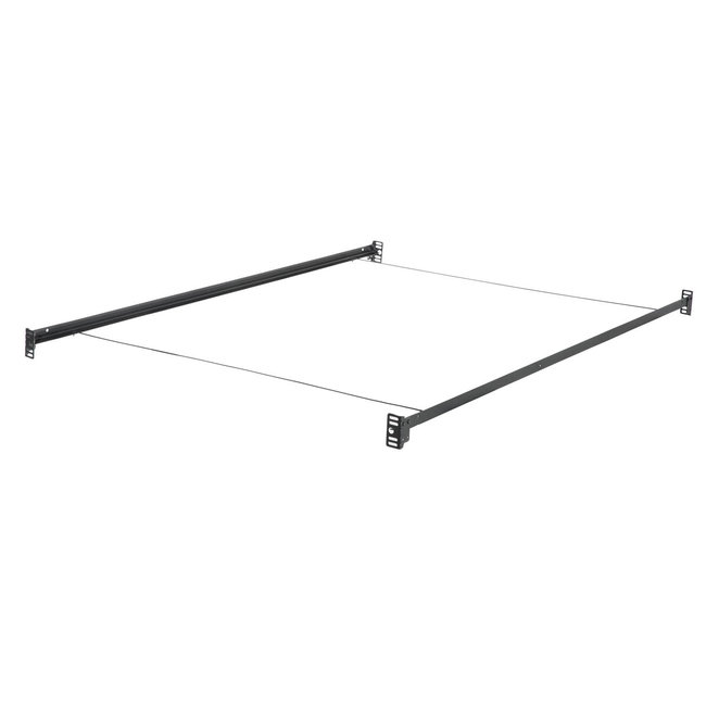Malouf Structures Bolt-on bed rail system with wire support