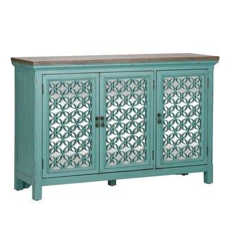 Liberty Furniture Kensington  3 Door Accent Cabinet SKU: 2011-AC5636