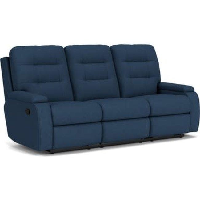 Flexsteel Kerrie Reclining Sofa 2806-62