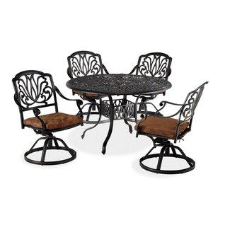 homestyles® Capri5 Piece Outdoor Dining Set-6658-305