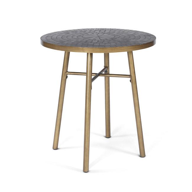 homestyles® Panama Black Outdoor Bistro Table - 5606-34F