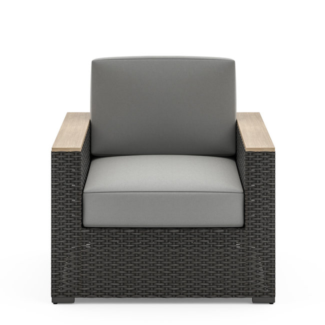 homestyles® Boca Raton Brown Outdoor Arm Chair - 6801-10