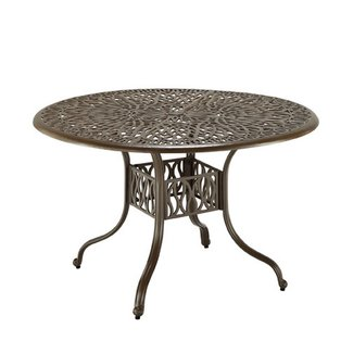 homestyles® Capri Taupe Outdoor Dining Table - 6659-32
