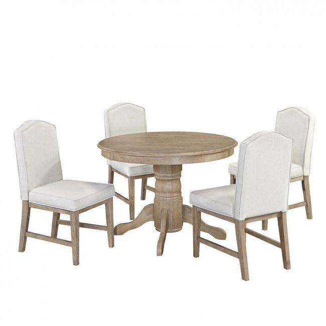homestyles® Cambridge Off-White 5 Piece Dining Set - 5170-3081