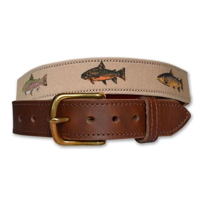 The Sporting Gent The Troutfecta Belt