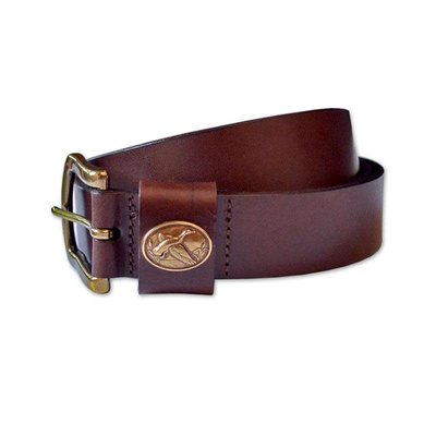 The Sporting Gent TSG Mallard Harness Leather Belt