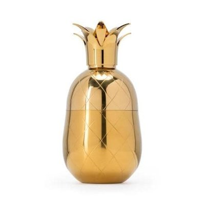 W&P Design Pineapple Cocktail Shaker by W&P Design - Gold