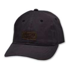 The Sporting Gent Traditions Patch Hat - Navy