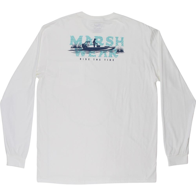 Marsh Wear Marsh Wear Drifter Long Sleeve Tee