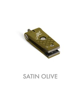Abel Reels Abel Reels Nipper - Satin Olive