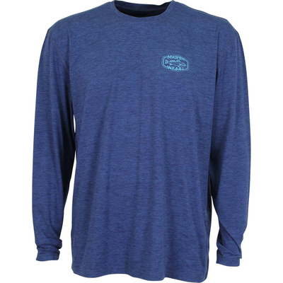 Marsh Wear Marsh Wear Sea Trout U Performance Long Sleeve Tee