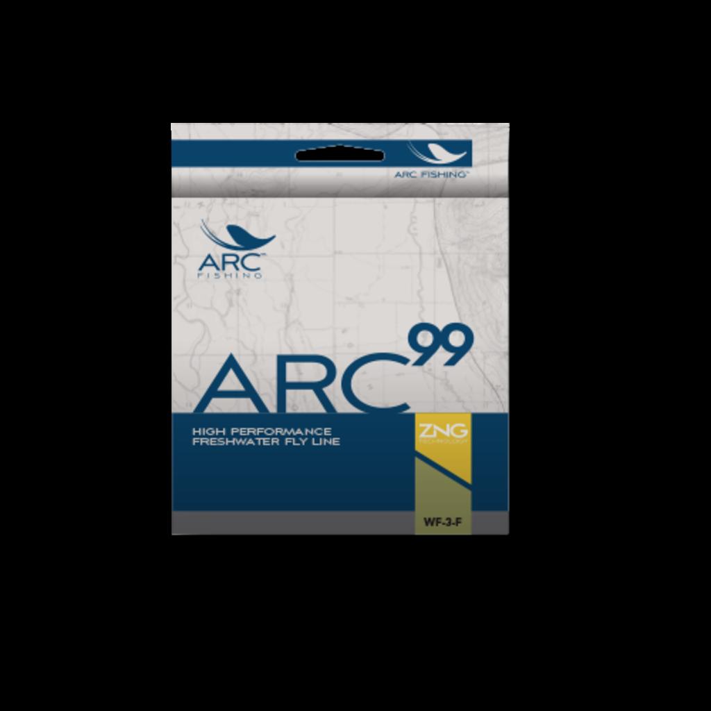 ARC Fishing ARC Fishing 99+ Freshwater Fly Line WF-6-F