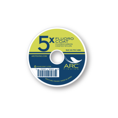 ARC Fishing ARC Fishing Fluorocoat Tippet 3X