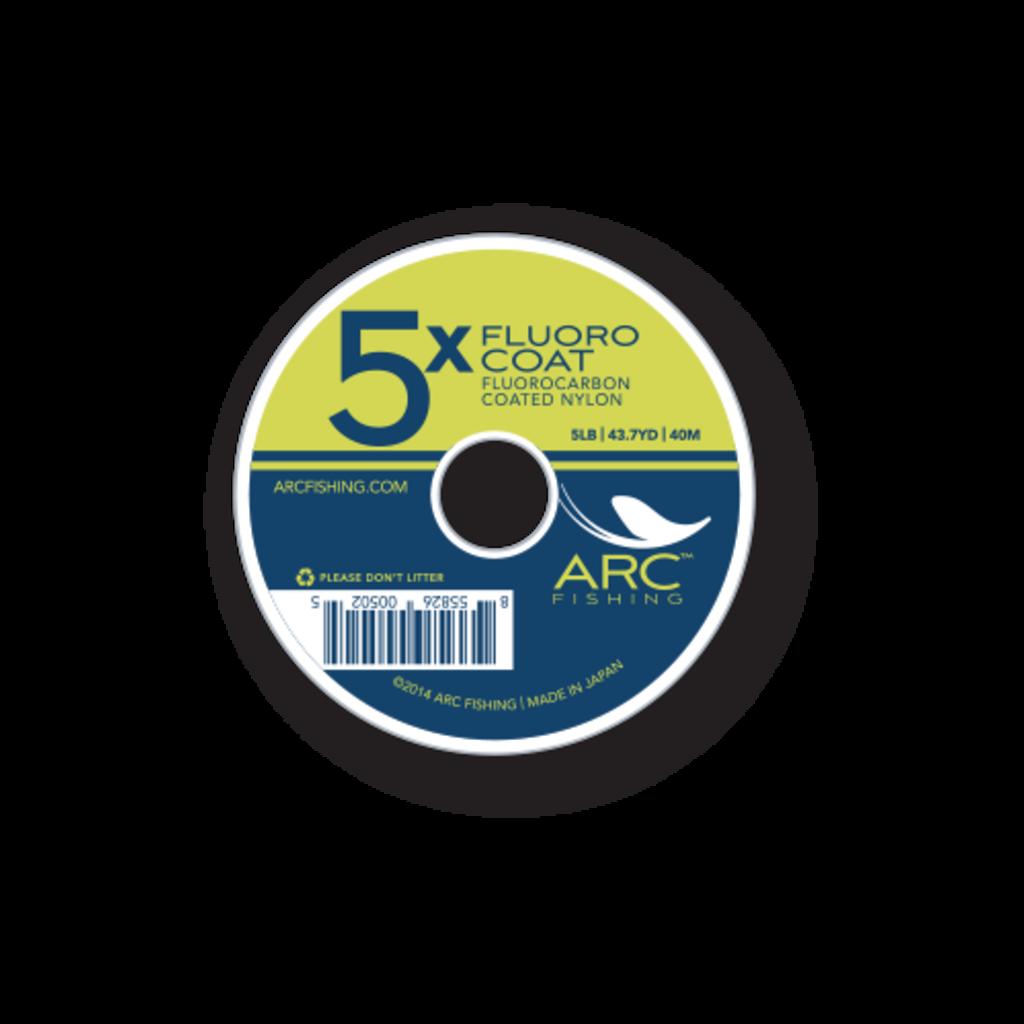 ARC Fishing ARC Fishing Fluorocoat Tippet 5X