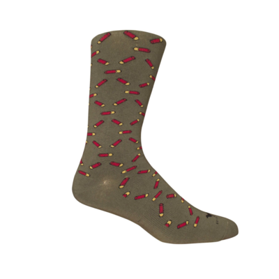 Brown Dog Hosiery Co. Brown Dog Hosiery High Brass Socks - Sage