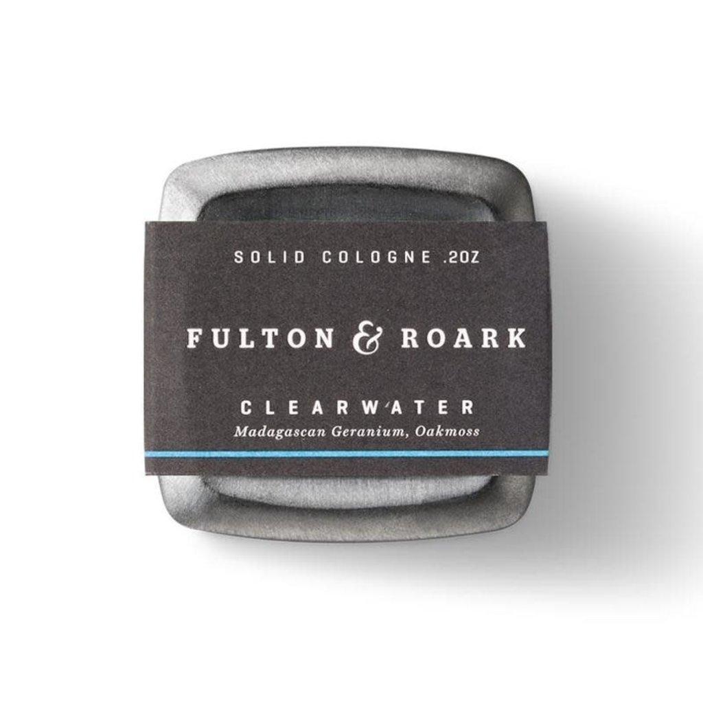 Fulton & Roark Fulton & Roark Solid Cologne - Clearwater