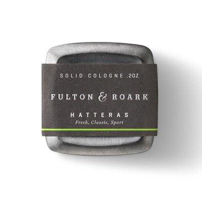 Fulton & Roark Fulton & Roark Solid Cologne - Hatteras