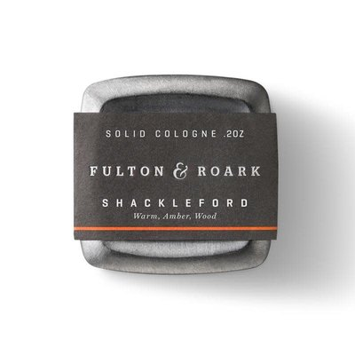 Fulton & Roark Fulton & Roark Solid Cologne - Shackleford
