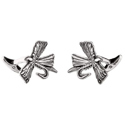 Grainger McKoy Grainger McKoy Fly Cufflinks