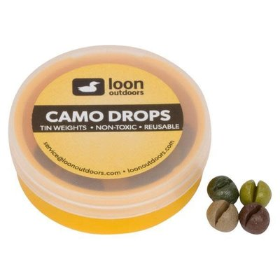 Loon Outdoors Loon Outdoors Camo Drop Sinkets - 4 Division - Skinny Water