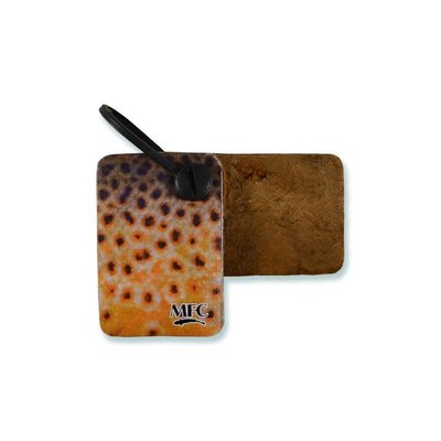 Montana Fly Co. Montana Fly Co. Amadou Patch - Brown Trout