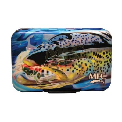 Montana Fly Co. Montana Fly Co. Poly Fly Box - Maddoxs Hopper Snack Box