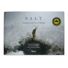 Penguin Random House Salt, Coastal and Flats Fishing Photography by Andy Anderson