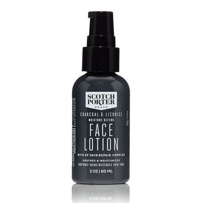 Scotch Porter Scotch Porter Charcoal & Licorice Moisture Defend Face Lotion - 2 oz.